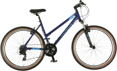 BikeBase Claud Butler Edge 650 low step