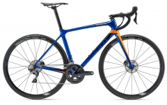 BikeBase Giant TCR Advanced Pro 1 Disc