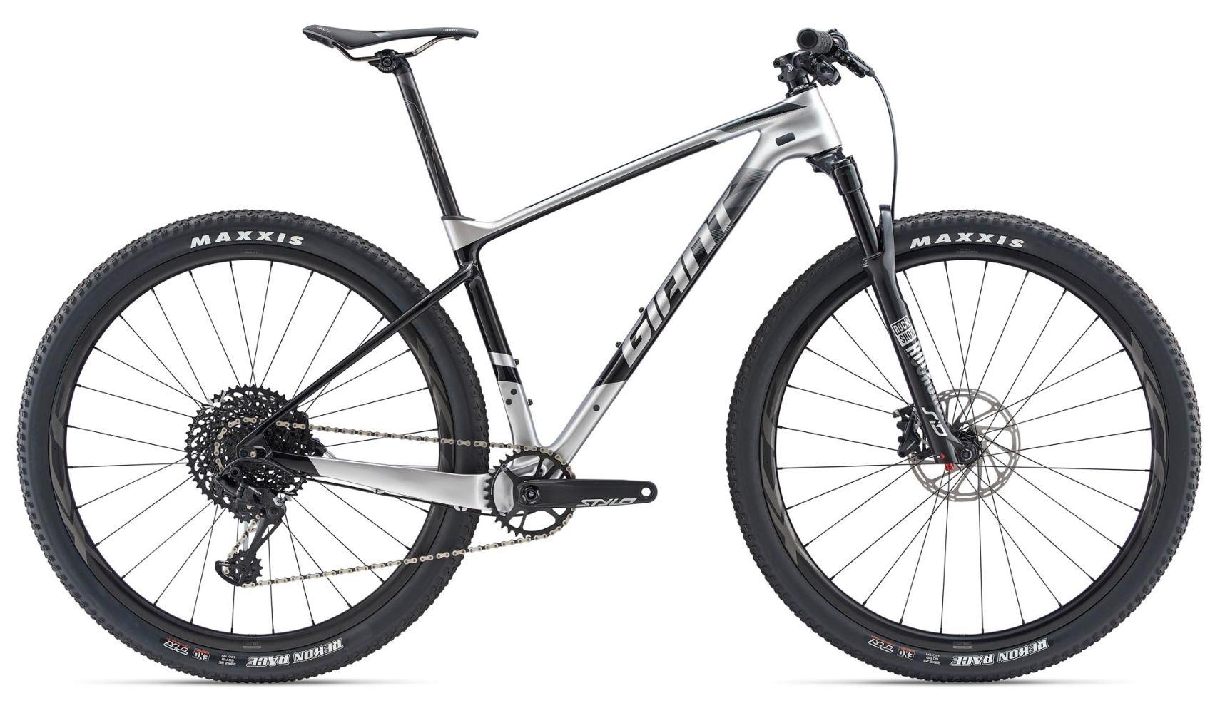 BikeBase | Buy Giant Fathom E+ 1 Pro Electric online at UK shop